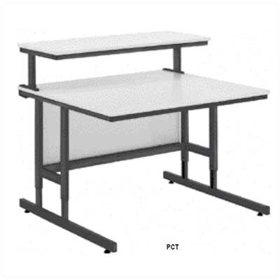 Da-Lite Multi-Media Carts and Stands Standing Desk
