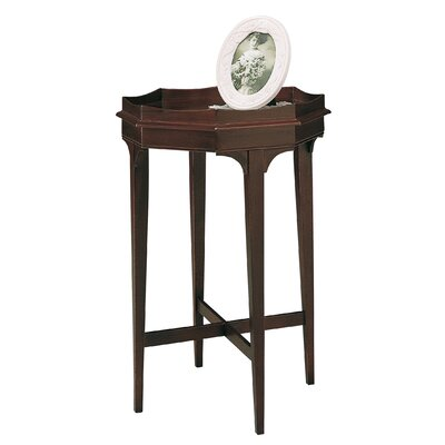 Hekman Accents Tray Top End Table