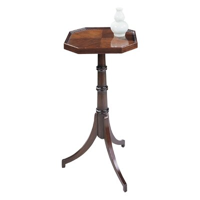 Hekman Accents Octagonal End Table