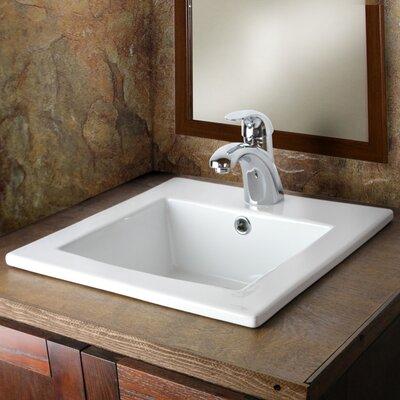 Ventamatic Sauberzen Vitreous 16 Single Bathroom Vanity Top Wayfair
