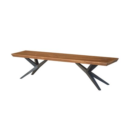 Moe's Home Collection Air Loft Three Seat Bench