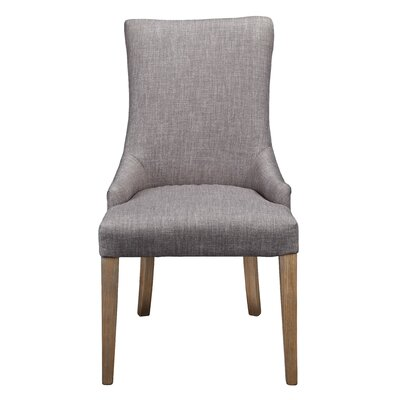 One Allium Way Englee Parsons Chair (Set of 2)