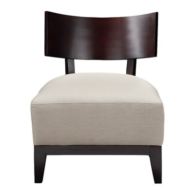Brayden Studio Behr Slipper Chair