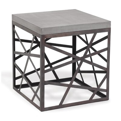 Port 68 Roscoe End Table