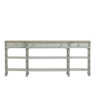 Stanley Furniture Preserve Console Table