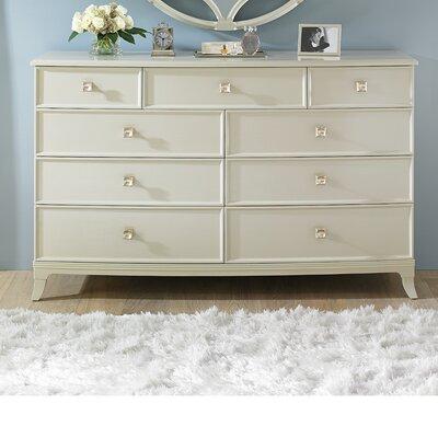 Stanley Furniture Crestaire Ladera 9 Drawer Dresser