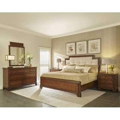 Stanley Furniture Tilden Panel Customizable Bedr..