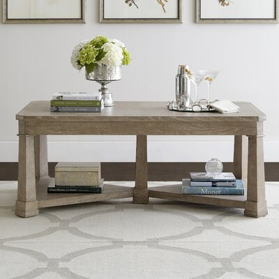 Stanley Furniture Wethersfield Estate Coffee Table