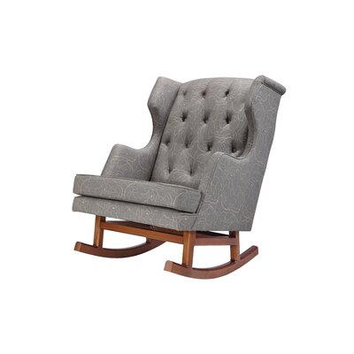 Nursery Works Empire Classic Rocker