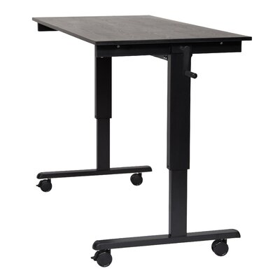 Luxor Stand Up Desk with Crank