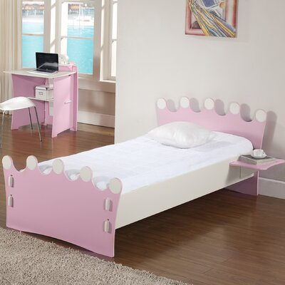 Legare Furniture Princess Twin Panel Customizable Bedroom Set