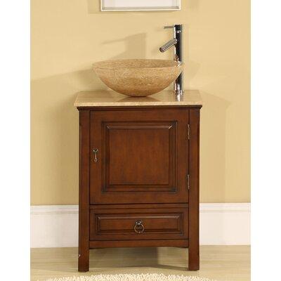 Silkroad exclusive mercer 22 single bathroom vanity set reviews wayfair for Silkroad bathroom vanity reviews