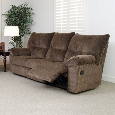 Serta Upholstery Double Reclining Sofa & Reviews