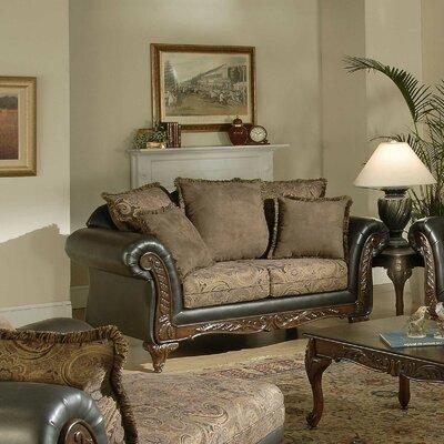 Serta Upholstery Upholstered Loveseat & Reviews