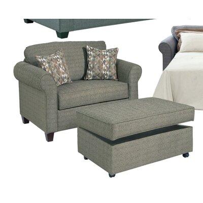 Serta Upholstery Cuddler Chair