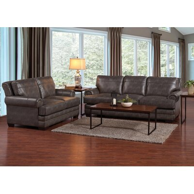 Red Barrel Studio Domingues Serta Upholstery Living Room Collection