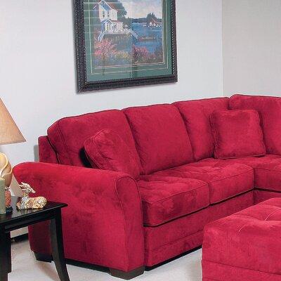 Serta Upholstery XSQ1139 Left Arm Facing Sofa