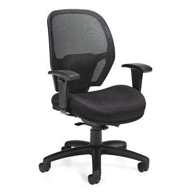 Offices To Go High-Back Mesh Synchro Office Chair