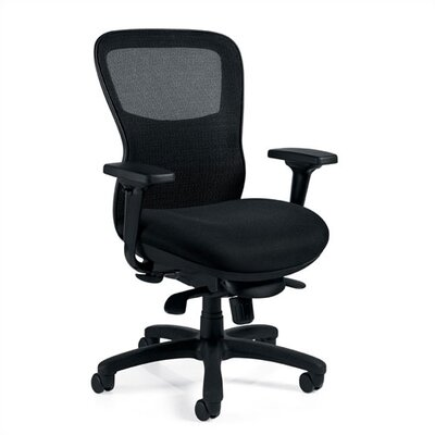 Offices To Go Mesh Back Conference Chair