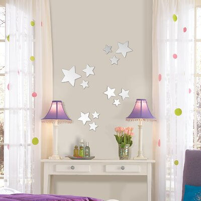 bathrooms for kids wallpops wallpops mirror wall decal amp reviews wayfair 11988