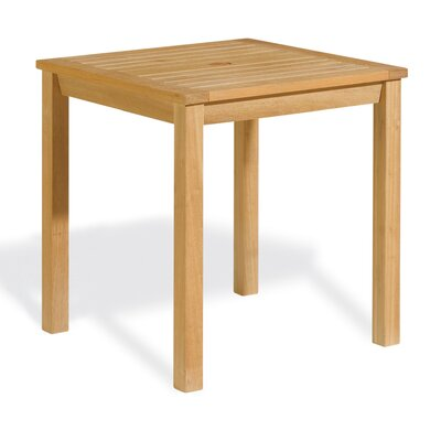 Oxford Garden Hampton Square Dining Table