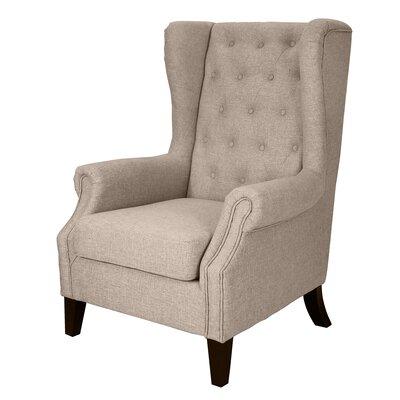 DonnieAnn Company Dorothy Upholstered Wingback Chair