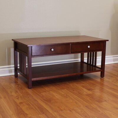 DonnieAnn Company Hollydale Coffee Table