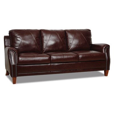 Luke Leather Austin Leather Modular Sofa