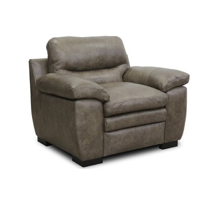 Luke Leather Tatum Armchair