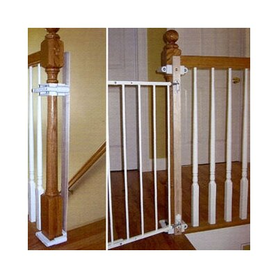 Kidco Safety Stairway Gate Installation Kit Amp Reviews