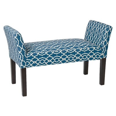 Ave Six Kelsey Wood Entryway Bench