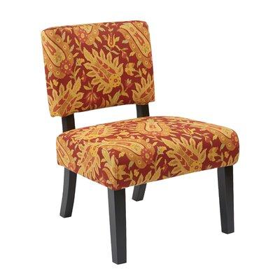 Ave Six Jasmine Slipper Chair