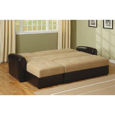 Wildon Home ® Logan Sleeper Sectional