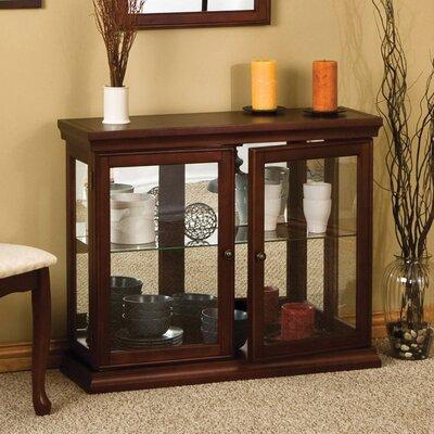 Wildon Home ® Console Curio Cabinet