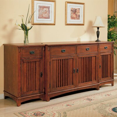 Wildon Home ® Akron TV Stand