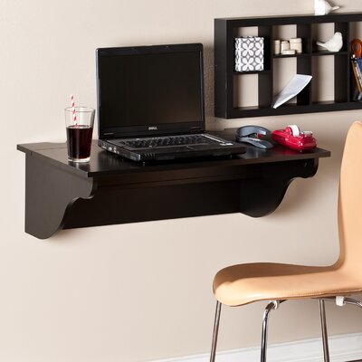 Wildon Home ® Berino Wall Floating Desk