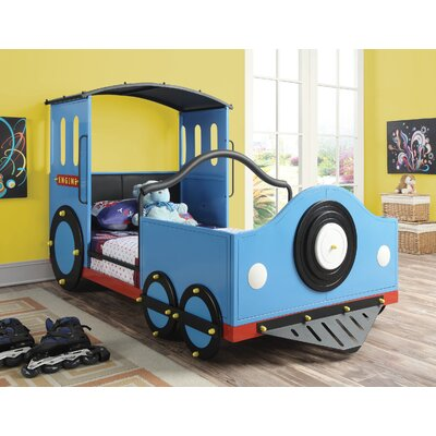 Wildon Home ® Twin Train Bed