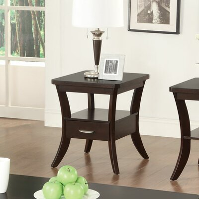 Red Barrel Studio Confluence End Table Image