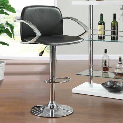 Wildon Home ® Adjustable Height Bar Stool