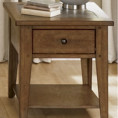 Wildon Home ® Hearthstone II Occasional End Table