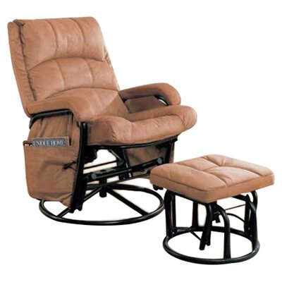 Wildon Home ® Goble Rocker Glider & Ottoman