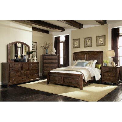 Darby Home Co Queen Panel Customizable Be..