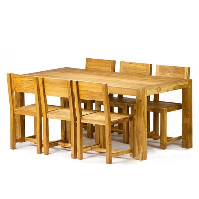 Wildon Home ? 7 Piece Dining Set