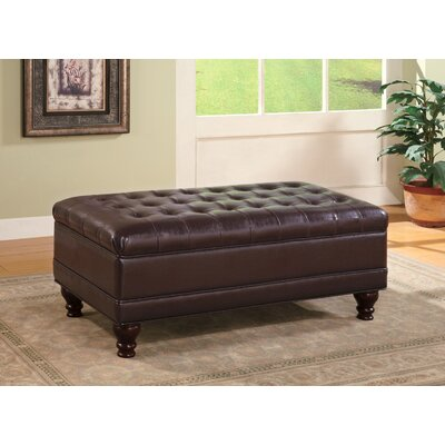 Darby Home Co Bowyar Storage Ottoman Image