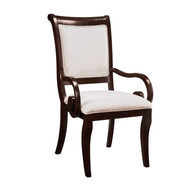 Rosalind Wheeler Mantooth Arm Chair (Set of 2)