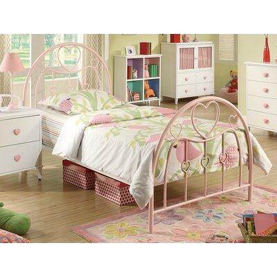 Wildon Home ® Romeo Twin Panel Bed