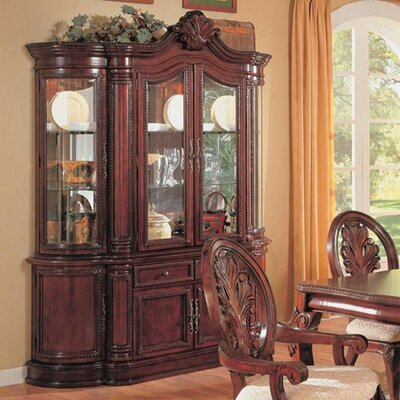 Wildon Home ® Nottingham China Cabinet
