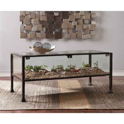 Wildon Home ® Terrarium Coffee Table