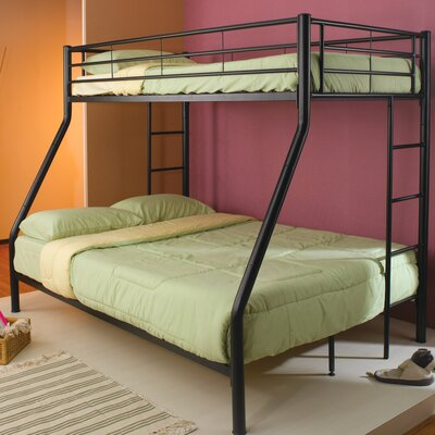 Wildon Home ® Elgin Twin over Full Bunk Bed