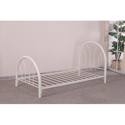 Wildon Home ® Fairbanks Twin Slat Bed